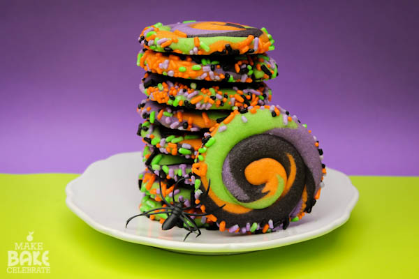 8 easy halloween recipes for cookies - Easy Halloween Cookie Ideas