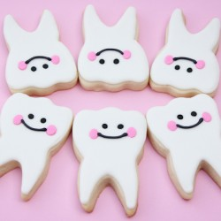 Tooth Fairy Cookies