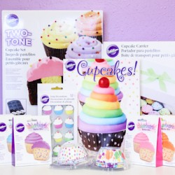 Wilton Giveaway – 12 New Cupcake Products!