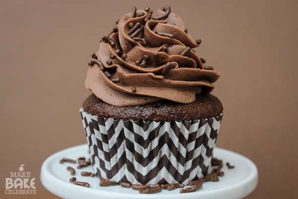 yummy chocolate cupcakes