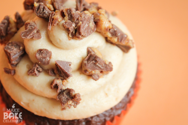 Reese Cupcakes