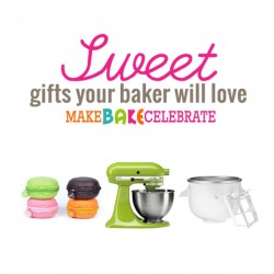 Sweet Gifts Your Baker Will Love