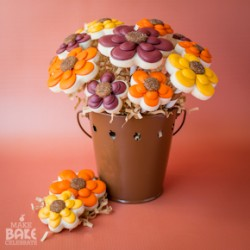 Fall Cookie Flower Bouquet