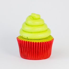 Grinch Cupcake Tutorial