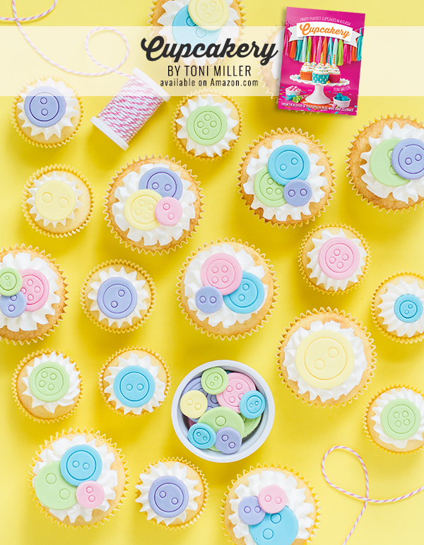 Cupcakery Book Pineapple Cream Cupcakes