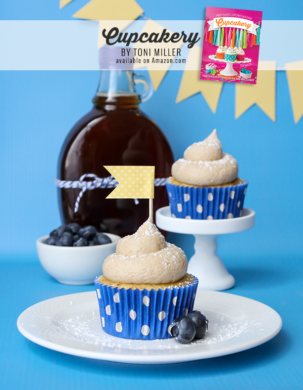 Cupcakery Book Stuffed French Toast Cupcakes