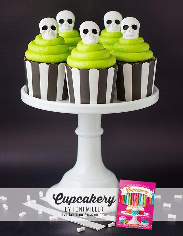 Cupcakery Poison Apple