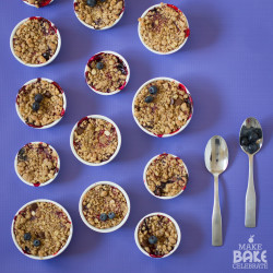Triple Berry Chocolate Crisp & IFBC 15 Recap