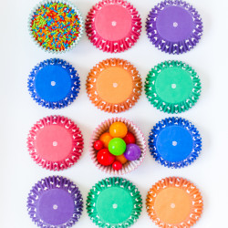 New Bake Bright Cupcake Liners!