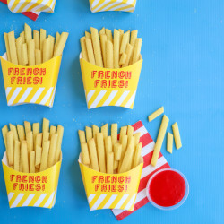 French Fry Cookies – April Fool's Day!