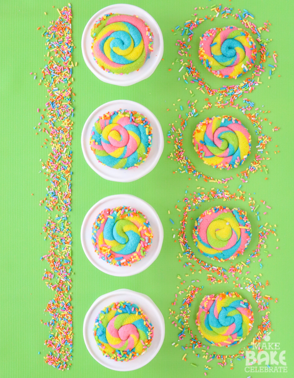 SpiralBirthdayCookies