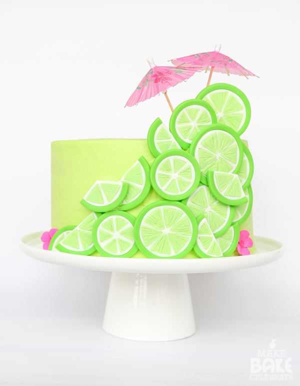 Lime Dream Cake
