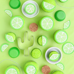 Fondant Lime Tutorial