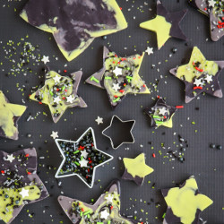 Starwars Galaxy Bark