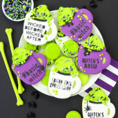 Witch's Brew Cookies