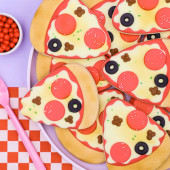 Pizza Cookies